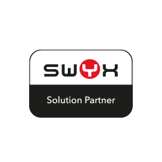 Solution Partner Swyx Logo